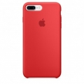 Чехол для смартфона Apple iPhone 7 Plus Silicone Case - (PRODUCT)RED MMQV2