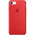 Чехол для смартфона Apple iPhone 7 Silicone Case - (PRODUCT)RED MMWN2
