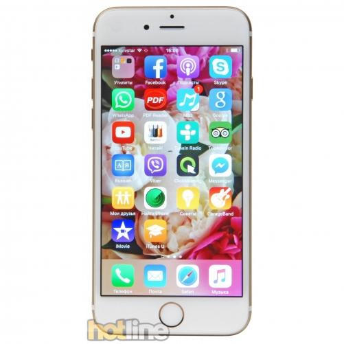 Смартфон                  Apple iPhone 6s 32GB Gold (MN112 UA/A)