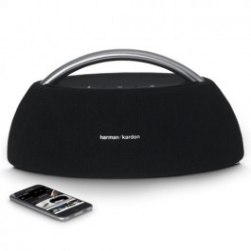 Акустика Harman/Kardon Go+Play Mini Black (HKGOPLAYMINIBLKEU)