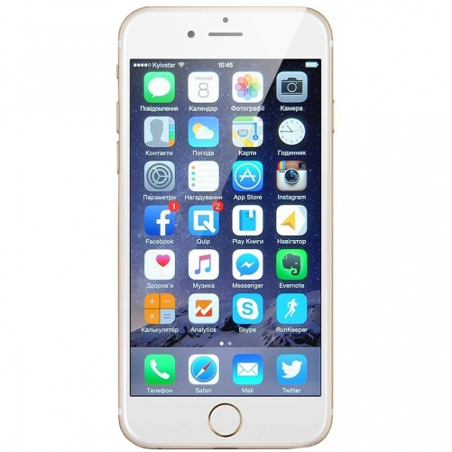 Смартфон                  Apple iPhone 6 32GB Gold  (MQ3E2)