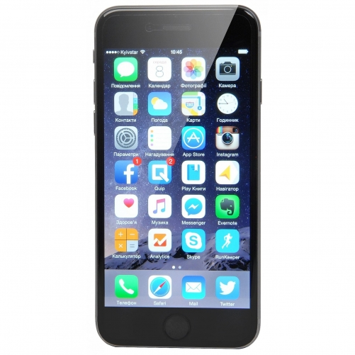 Смартфон                  Apple iPhone 6 32GB Space Grey (MQ3D2FS/A)