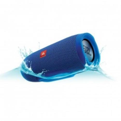 Портативные колонки JBL Charge 3 Blue