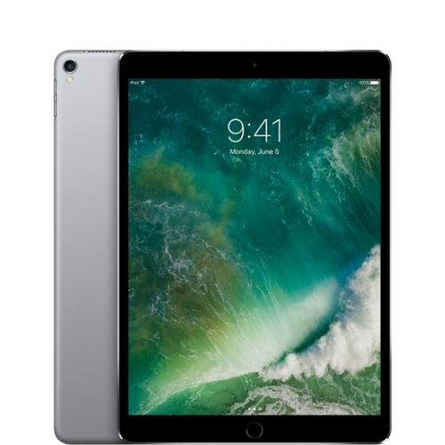 Планшет                  Apple iPad Pro 10.5 Wi-Fi + Cellular 256GB Space Grey (MPHG2)