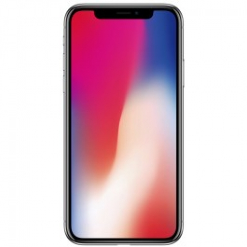 Смартфон Apple iPhone X 256GB Silver (MQAG2 FS/A)