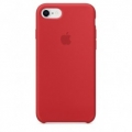 Чехол для смартфона Apple iPhone 8 / 7 Silicone Case - PRODUCT RED (MQGP2)