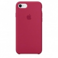 Чехол для смартфона Apple iPhone 8 / 7 Silicone Case - Rose Red (MQGT2)