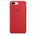 Чехол для смартфона Apple iPhone 8 Plus / 7 Plus Silicone Case - PRODUCT RED (MQH12)