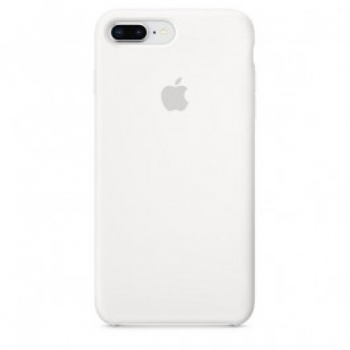 Чехол для смартфона Apple iPhone 8 Plus / 7 Plus Silicone Case - White (MQGX2)