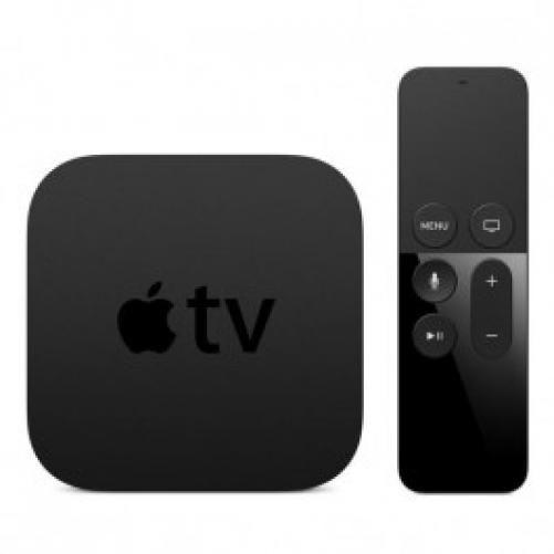 Медиаплеер стационарный Apple TV 4K 32GB (MQD22)