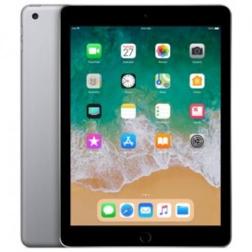 Планшет Apple iPad 2018 32GB Wi-FI Space Gray (MR7F2 )