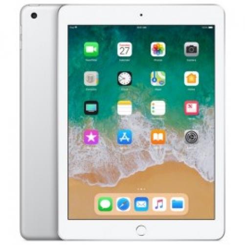 Планшет Apple iPad 2018 128GB Wi-FI Silver (MR7K2)