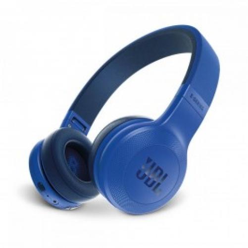Наушники с микрофоном JBL E45BT Blue