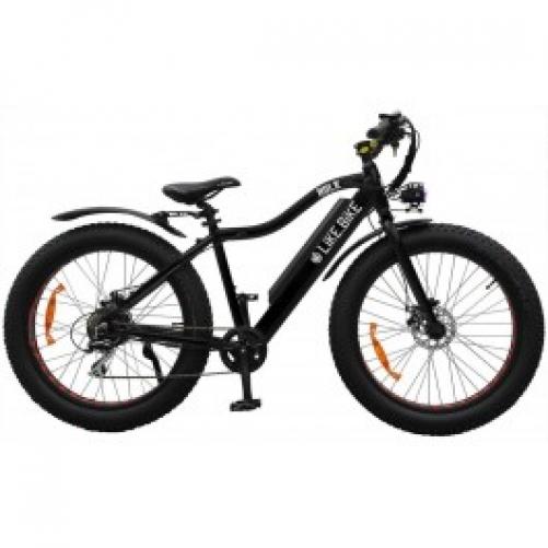 Электровелосипед Like.Bike Hulk (Black)