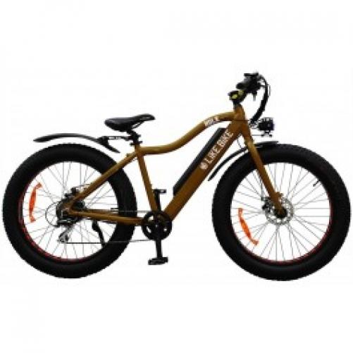 Электровелосипед Like.Bike Hulk (Brown)