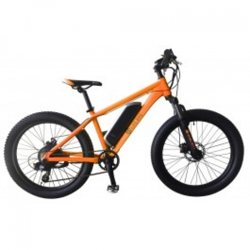 Электровелосипед Like.Bike Fatty (carrot orange)