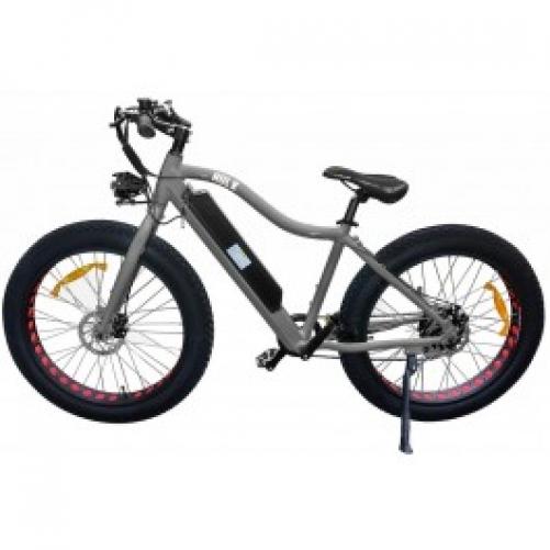 Электровелосипед Like.Bike Hulk (gunmetal)