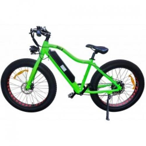 Электровелосипед Like.Bike Hulk (green)