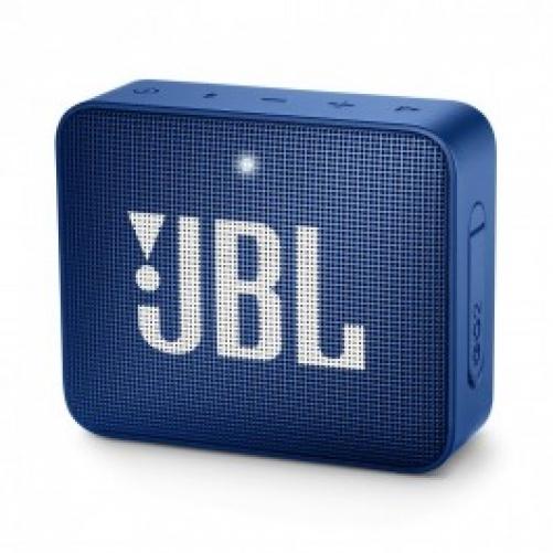 Портативные колонки JBL GO 2 Blue (JBLGO2BLU)