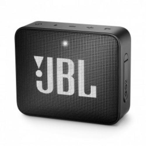Портативные колонки JBL GO 2 Black (JBLGO2BLK)