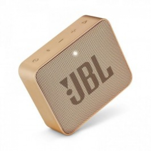 Портативные колонки JBL GO 2 Pearl Champagne (JBLGO2CHAMPAGNE)