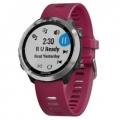 Смарт-часы Garmin Forerunner 645 Music With Cerise Colored Band (010-01863-31)