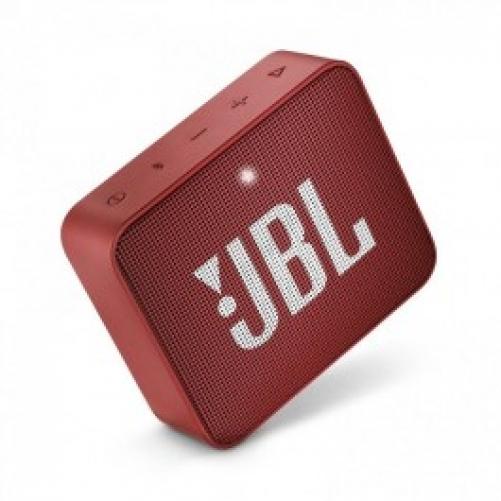 Портативные колонки JBL GO 2 Ruby Red (JBLGO2RED)