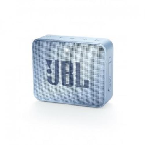 Портативные колонки JBL GO 2 Icecube Cyan (JBLGO2CYAN)