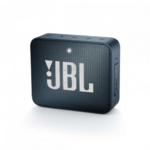 Портативные колонки JBL GO 2 Slate Navy (JBLGO2NAVY)
