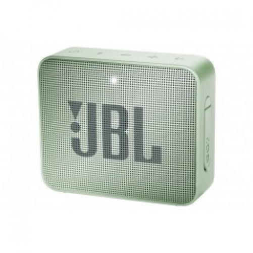Портативные колонки JBL GO 2 Seafoam Mint (JBLGO2MINT)