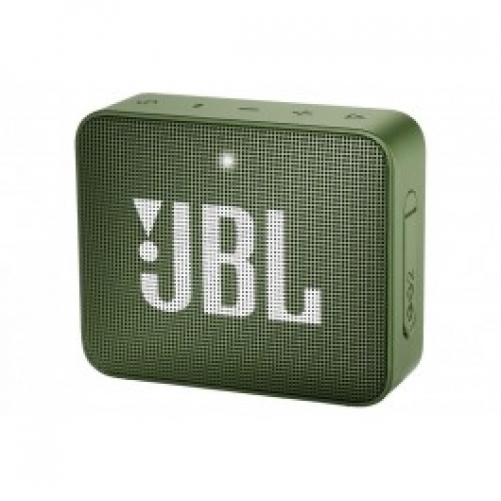 Портативные колонки JBL GO 2 Moss Green (JBLGO2GRN)