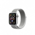 Смарт-часы Apple Watch Series 4 GPS 40mm Silver Alum. w. Seashell Sport l. Silver Alum. (MU652)             Новинка