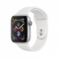 Смарт-часы Apple Watch Series 4 GPS 44mm Silver Alum. w. White Sport b. Silver Alum. (MU6A2)             Новинка