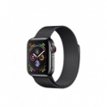 Смарт-часы Apple Watch Series 4 GPS + LTE 40mm Black Steel w. Black Milanese l. Black Steel (MTUQ2)             Новинка