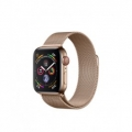 Смарт-часы Apple Watch Series 4 GPS + LTE 40mm Gold Steel w. Gold Milanese l. Gold Steel (MTUT2)             Новинка
