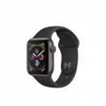 Смарт-часы Apple Watch Series 4 GPS + LTE 40mm Gray Alum. w. Black Sport b. Gray Alum. (MTUG2)             Новинка