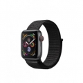 Смарт-часы Apple Watch Series 4 GPS + LTE 40mm Gray Alum. w. Black Sport l. Gray Alum. (MTUH2)             Новинка