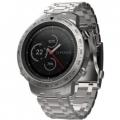 Спортивные часы Garmin fenix Chronos Steel with Brushed Stainless Steel Watch Band (010-01957-02)