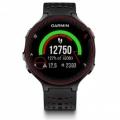Спортивные часы Garmin Forerunner 235 Black/Marsala Red (010-03717-71)