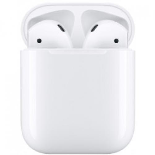 """Наушники TWS (""""полностью беспроводные"""") Apple AirPods with Charging Case (MV7N2)"""