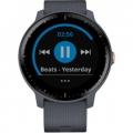 Смарт-часы Garmin VIVOACTIVE 3 MUSIC GRANITE BLUE WITH ROSE GOLD HARDWARE (010-01985-33)