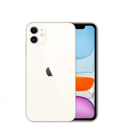 Смартфон Apple iPhone 11 64GB White             Новинка