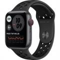 Смарт-годинник Apple Watch Nike Series 6 GPS + Cellular 44mm Space Gray Alu Case w. Anthracite/Black Sport B. (MG2J3)             Новинка