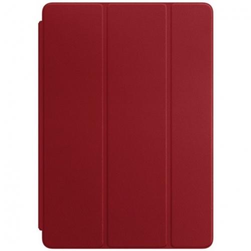 Обложка-подставка для планшета Apple Leather Smart Cover for 10.5 iPad Pro - PRODUCT RED (MR5G2)         Новинка